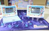 『東京おもちゃショー2019』授賞式でイノベイティブ・トイ部門に受賞した『ディズニー&ディズニー/ピクサーキャラクターズ パソコンとタブレットの2WAYで遊べる!ワンダフルDREAMタッチパソコン』(バンダイ) (C)ORICON NewS inc.