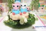 『東京おもちゃショー2019』授賞式でイノベイティブ・トイ部門に受賞した『とんで!オウリー』(タカラトミー) (C)ORICON NewS inc.