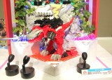 『東京おもちゃショー2019』授賞式でボーイズ・トイ部門の授賞品 (C)ORICON NewS inc.