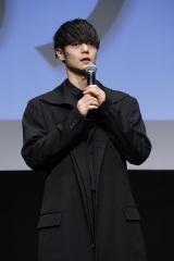 映画『東京喰種 トーキョーグール【S】』TOKYOプレミアに出席した窪田正孝