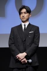 映画『東京喰種 トーキョーグール【S】』TOKYOプレミアに出席した松田翔太