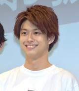 映画『午前0時、キスしに来てよ』キャストお披露目イベントに出席した鈴木勝大 (C)ORICON NewS inc.