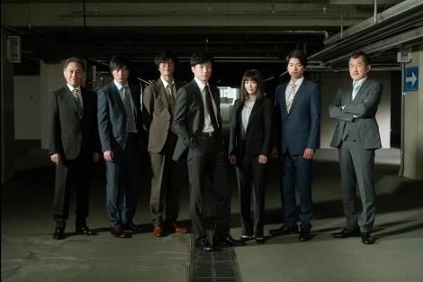 東山紀之主演『刑事7人』シーズン5に突入(C)テレビ朝日