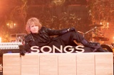6月22日放送『SONGS』に初登場するHYDE(C)NHK