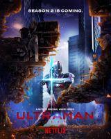 『ULTRAMAN』シーズン2製作が決定(C)円谷プロ (C)Eiichi Shimizu,Tomohiro Shimoguchi (C)ULTRAMAN製作委員会