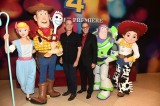 ディズニー/ピクサー映画『トイ・ストーリー4』(7月12日公開)ワールドプレミアに参加したトム・ハンクス&ティム・アレン(C)2019 Disney/Pixar. All Rights Reserved.
