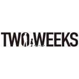 カンテレ・フジテレビ系連ドラ『TWO WEEKS』ロゴ(C)カンテレ