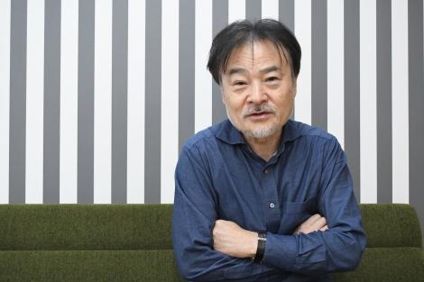映画『旅のおわり世界のはじまり』のメガホンを取った黒沢清監督 (C)ORICON NewS inc.