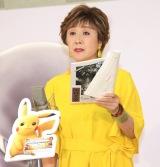 映画『ミュウツーの逆襲 EVOLUTION』の公開アフレコイベントに参加した小林幸子 (C)ORICON NewS inc.
