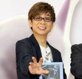 映画『ミュウツーの逆襲 EVOLUTION』の公開アフレコイベントに参加した山寺宏一 (C)ORICON NewS inc.