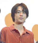 映画『さよならくちびる』の大ヒットイベントに出席した成田凌 (C)ORICON NewS inc.