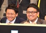 『M-1』優勝への意気込みを語ったミキ(左から)亜生、昴生 (C)ORICON NewS inc.