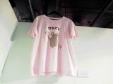 磯村勇斗演じるジルベールが着用した針ネズミのTシャツ=『きのう何食べた?』展、開催中 (C)ORICON NewS inc.