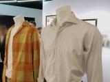 メインビジュアルで使用した衣装=『きのう何食べた?』展、開催中 (C)ORICON NewS inc.