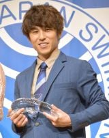 『第20回ベストスイマー2019』を受賞した中尾明慶 (C)ORICON NewS inc.
