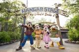 東京ディズニーシーで7月23日から始まる新しいショー「ソング・オブ・ミラージュ」。物語の舞台に集結したミッキーマウスやディズニーの仲間たち(C)Disney