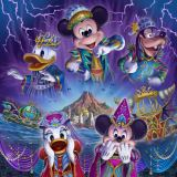 東京ディズニーシー「ディズニー・ハロウィーン」(9月10日〜10月31日)(C)Disney