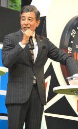 『ラグビーワールドカップ2019日本大会』100日前イベントに登壇した舘ひろし (C)ORICON NewS inc.
