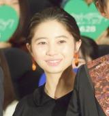 映画『ホットギミック ガールミーツボーイ』完成披露イベントに登壇した桜田ひより (C)ORICON NewS inc.