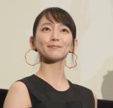 映画『ホットギミック ガールミーツボーイ』完成披露イベントに登壇した吉岡里帆 (C)ORICON NewS inc.