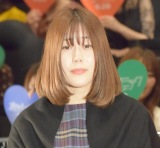 映画『ホットギミック ガールミーツボーイ』完成披露イベントに登壇した山戸結希監督 (C)ORICON NewS inc.