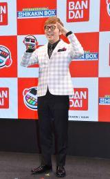 『だれでも動画クリエイター!HIKAKIN BOX』の発表イベントに参加したHIKAKIN (C)ORICON NewS inc.