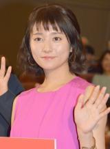映画『ザ・ファブル』スペシャルトークイベントに出席した木村文乃 (C)ORICON NewS inc.