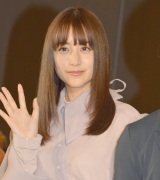 映画『ザ・ファブル』スペシャルトークイベントに出席した山本美月 (C)ORICON NewS inc.