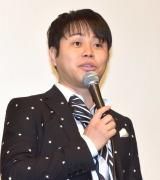 『耳を腐らせるほどの愛』の公開初日舞台あいさつに登壇した井上裕介 (C)ORICON NewS inc.