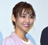 『耳を腐らせるほどの愛』の公開初日舞台あいさつに登壇した山谷花純 (C)ORICON NewS inc.