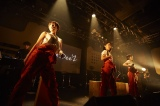 J☆Dee'Z改めJewelが結成10年目突入ライブ Photo by 鳥居洋介