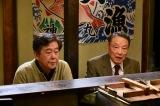 話題に上がった伊東四朗と風間杜夫の居酒屋シーン(C)テレビ朝日