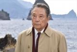 ドラマ主演俳優としては最高齢となる82歳の伊東四朗(C)テレビ朝日