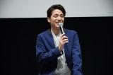 『ミラー・ツインズ Season2』の特別試写会に登場したふぉ〜ゆ〜・福田悠太