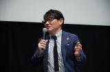 『ミラー・ツインズ Season2』の特別試写会に登場したずん・飯尾和樹