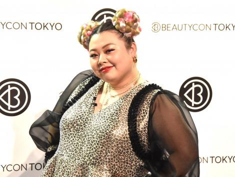 美容フェスティバル『Beautycon Tokyo』に登場した渡辺直美 (C)ORICON NewS inc.