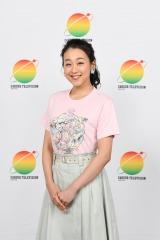 『24時間テレビ42』(8月24・25日放送)でチャリティーパーソナリティーに就任した浅田真央(C)日本テレビ