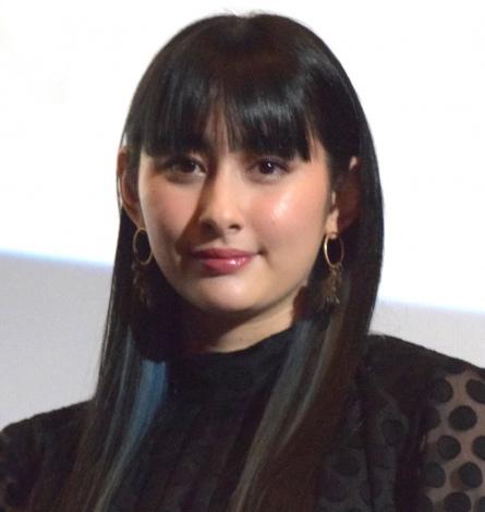 映画『女の機嫌の直し方』公開記念舞台あいさつに出席した早見あかり (C)ORICON NewS inc.