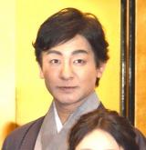 大河ドラマ『麒麟がくる』の追加出演者発表会見に出席した片岡愛之助 (C)ORICON NewS inc.