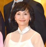 大河ドラマ『麒麟がくる』の追加出演者発表会見に出席した南果歩 (C)ORICON NewS inc.