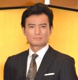 大河ドラマ『麒麟がくる』の追加出演者発表会見に出席した徳重聡 (C)ORICON NewS inc.
