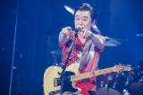 3時間半にわたって36曲を熱唱した桑田佳祐 Photo by 西槇太一