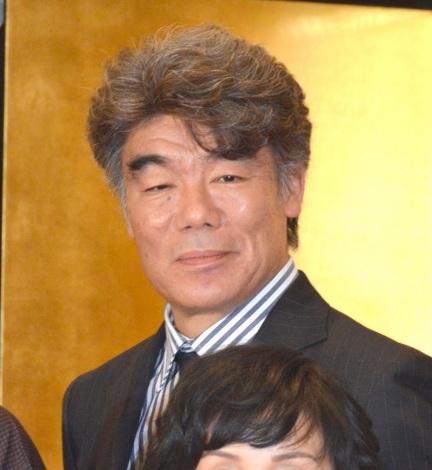 大河ドラマ『麒麟がくる』の追加出演者発表会見に出席した村田雄浩 (C)ORICON NewS inc.