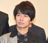 映画『GOZEN-純恋の剣-』の舞台あいさつに登壇した武田航平 (C)ORICON NewS inc.