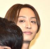 映画『GOZEN-純恋の剣-』の舞台あいさつに登壇した前山剛久 (C)ORICON NewS inc.