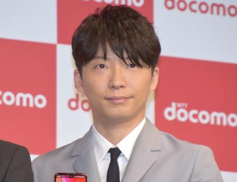 『NTTドコモ 2019夏 新サービス・新商品発表会』にゲストとして参加した星野源 (C)ORICON NewS inc.