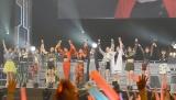『アンジュルム コンサートツアー 2019春 ファイナル 和田彩花卒業スペシャル 輪廻転生 〜あるとき生まれた愛の提唱〜』の様子 (C)ORICON NewS inc.