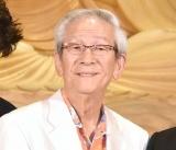 舞台『「うつつ」小松政夫の大生前葬』の記者発表会に出席した小松政夫 (C)ORICON NewS inc.