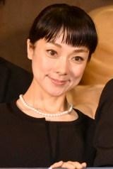 舞台『「うつつ」小松政夫の大生前葬』の記者発表会に出席した棚橋幸代 (C)ORICON NewS inc.