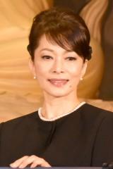 舞台『「うつつ」小松政夫の大生前葬』の記者発表会に出席した奈良富士子 (C)ORICON NewS inc.
